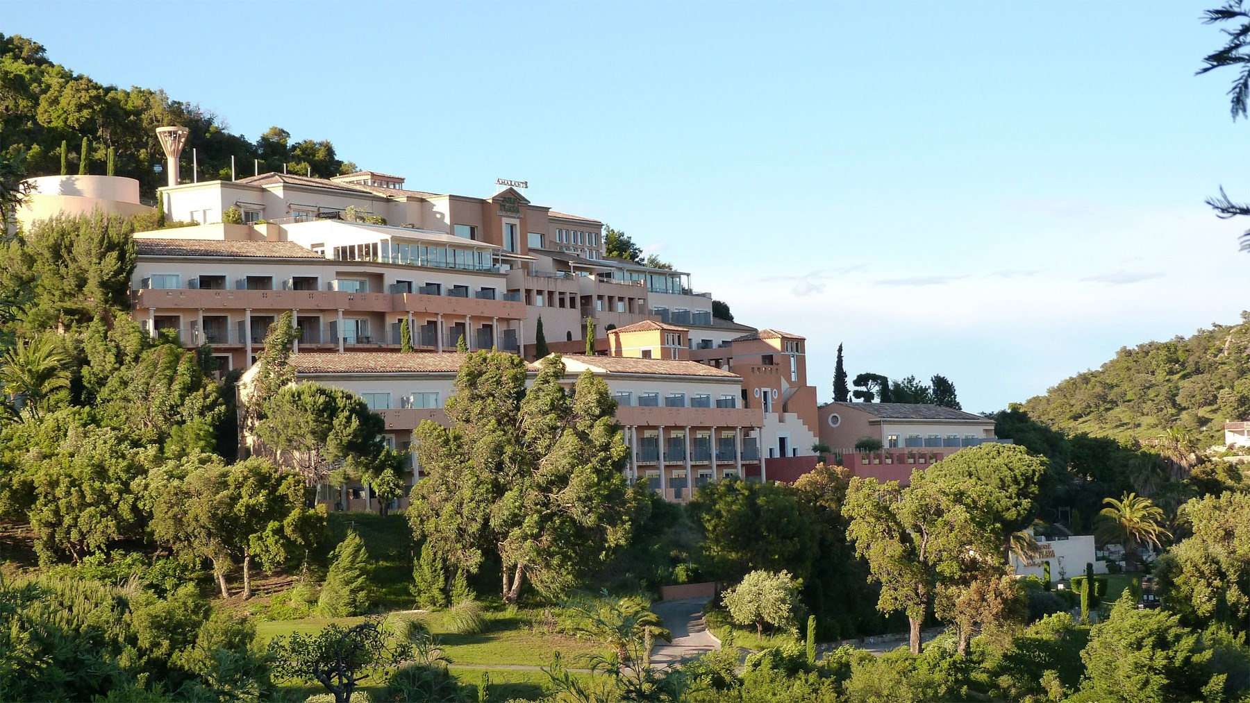 Hotel Amarante Golf Plaza Sainte-Maxime Spa