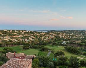 Panoramic View Hotel Amarante Golf Plaza Sainte-Maxime