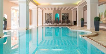Swimming pool Hotel Amarante Golf Plaza French Riviera