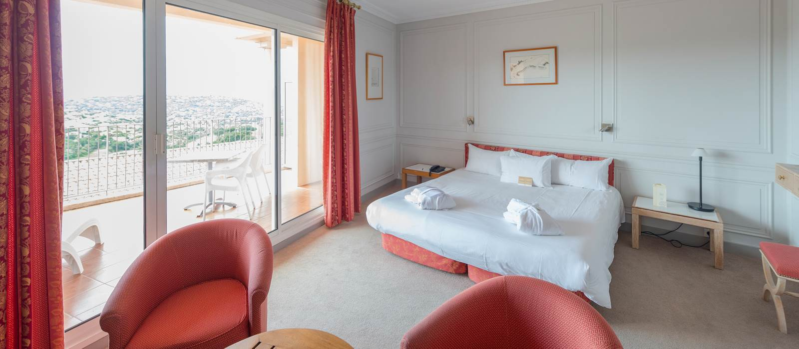 Terrace Suites Hotel Amarante Golf Plaza Sainte-Maxime
